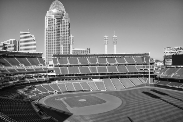 2013 Great American Ballpark Tour