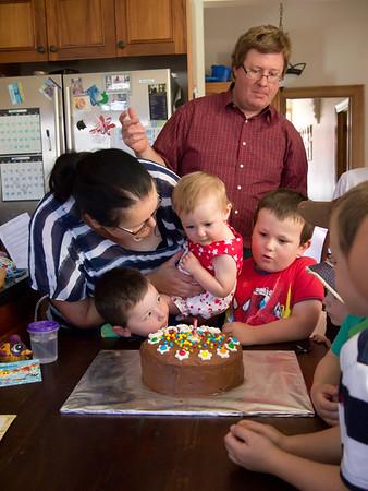 Amelia Glenn's 1st Birthday