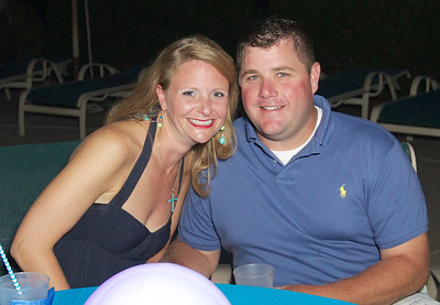 Ruggles Blue Party Crow Valley Country Club