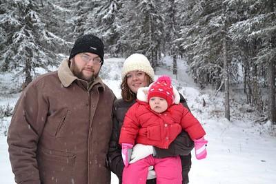 2014 11-25 Ashley's trip to Alaska