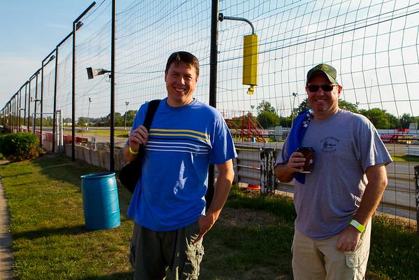 20140830 - Rusty Wallace Racing Adventure