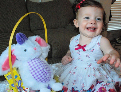2015 04-05 Aria's Easter