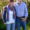 Carraig Ban, 20th April, 2015. John & Mary return from trip to Barcelona.
