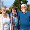 Carraig Ban, 15th April, 2015....John & Mary before flying off to Barcelona to celebrate 40th Wedding Anniversary.