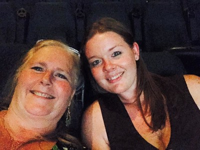 2015 07-09 At the Movies with Ashley