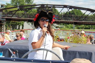 2015 Exempts Boat Trip