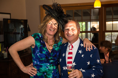 Belmont Stakes Party