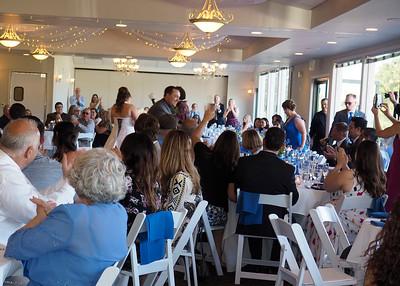 Christine and Andew DeBenidetti Wedding