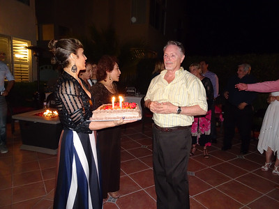 John's Belated Birthday Bash