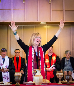 Cindy Kephart, Ordination, Presbyterian, Lodi
