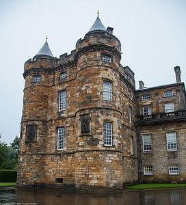 Palace of Hollyroodhouse, Edinburgh