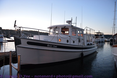 20170112 - Linda, George - Poulsbo Yacht Club