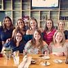 Pamela Kennedy, Celia Thorsen Hensz, Kelley Armstrong Grant,Samantha Vano, Amanda Beall Brown, Megan Skrhak and Veronica Aleman Holmwood.