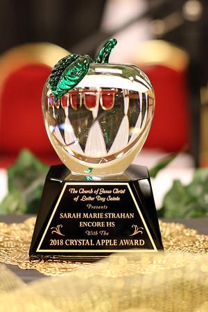 2018 Crystal Apple
