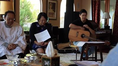 Celebration of Nang's Baptism full Video