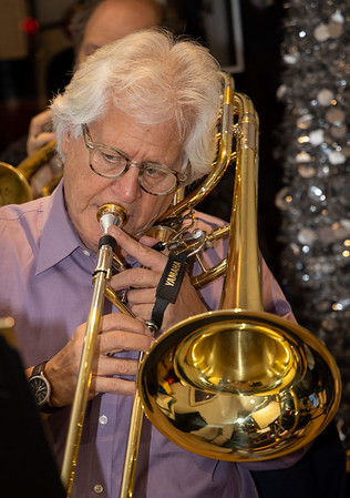 Sandy Hughes Big Band Xmas Party