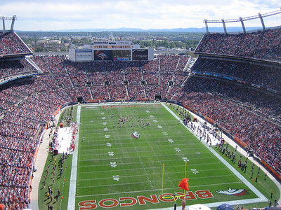 Invesco Field (Mile High Stadium)