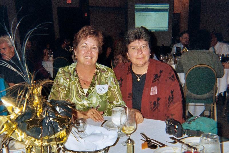 Mary Pat & Donna