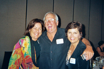 Mary Jo Bongard and Hal and Gina Pope