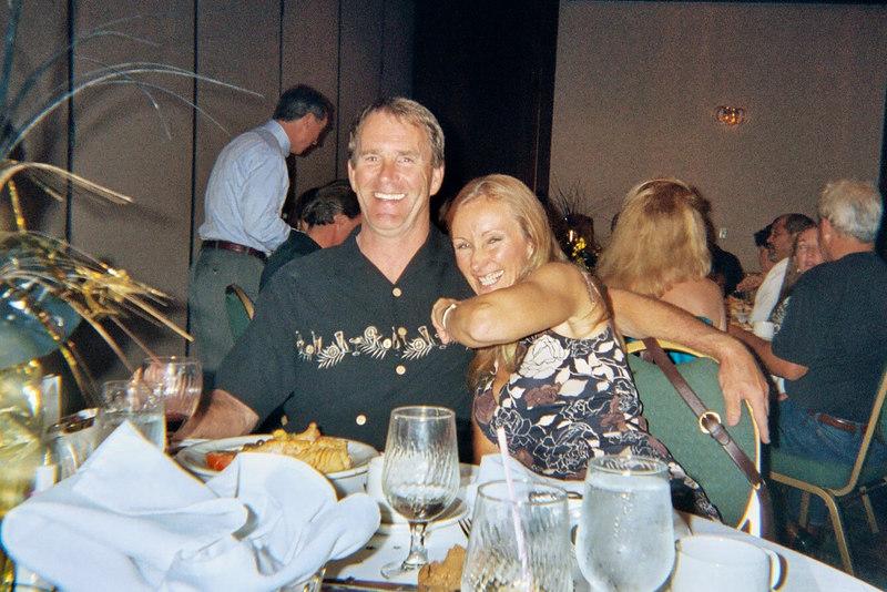 Dan Harrison and Loretta Rigali