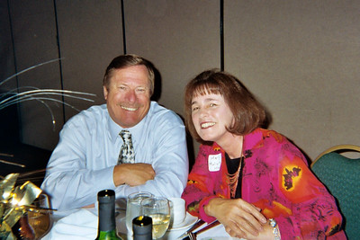 Terry Teebken and Mary Mulvihill Maupin