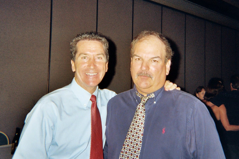 Pat O'Toole and Larry Loyd