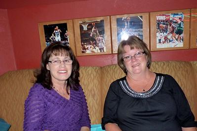 Mary Mulvihill Maupin & Patti Murphy McCormick