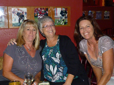 Michelle Manis Cahill, Joan Griffith, & Julie Bruce Schnorr