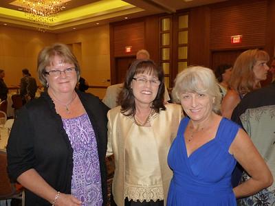 Patti Murphy McCormick, Mary Mulvihill Maupin, & Marilyn Proctor Williams