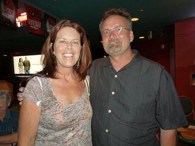 Julie Bruce Schnorr & Mark Petit