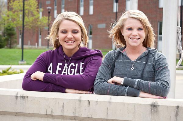 4.23.11 Chelsea & Kaylee