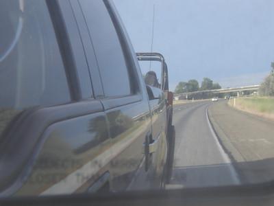 6-15-12 jeep trip with Leo