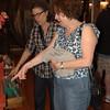 Deb & Ellen shopping at Martinelli
