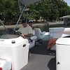 The Captain has years of experience with all kinds of water craft. Thank you Captain.