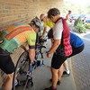 8/2010 CYCLING IN XENIA, OH!<br /> <br /> FIRST THINGS FIRST, ALWAYS A REPAIR!
