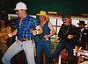 """Village People"" at Inskiers Auction<br /> (Ed. Brian, Ken, Bob, Phil)"