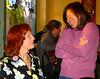 Brenda and President Linda