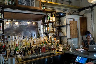 Saraghina—the bar.