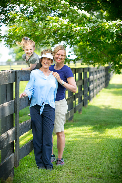 A Visit to Old Friends Thoroughbred Retirement Farm