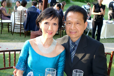 AC Nong The Anh's Daughter's Wedding July 5, 2014