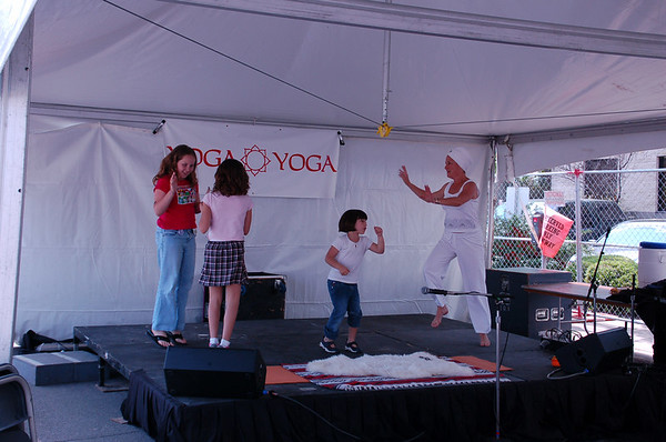 AMOA Childrens Yoga