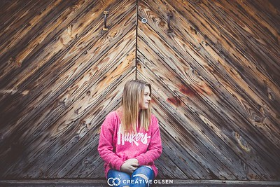 101517 Abby McGargill General Portrait Session Creative Olsen Rail Yard Lincoln, Nebraska
