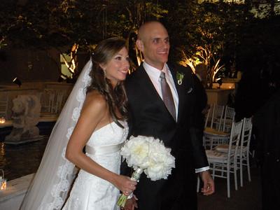 Adam and Astrid Wedding, Dec 2008