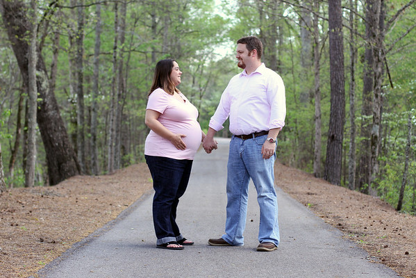 Brad & Allison: Maternity Session
