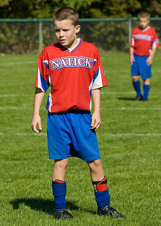 Aidan Doherty Soccer, Natick - October 11, 2008
