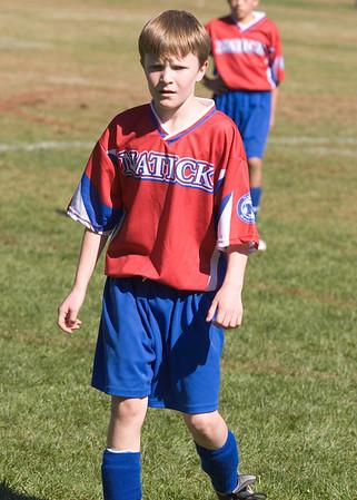 Aidan and Jack Doherty Soccer