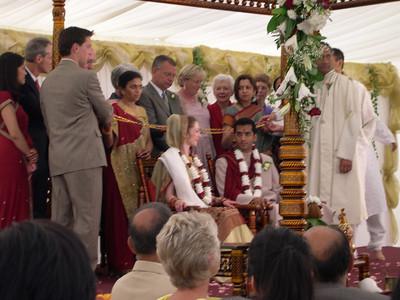 Akhil & Jessica's Wedding