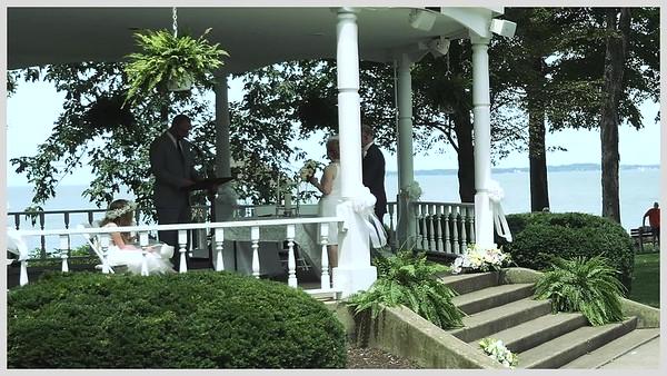 Video:  12 mins. ~~ Allen & Karen's Wedding Ceremony