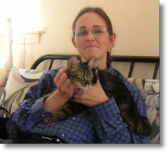 Isabelle gets her dream home,  8-1-04<br /> A pretty little lady who came in adopted one the teenist kittens.