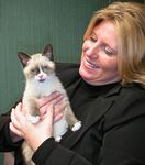 Beener adopted by a Siamese Loving Lady,  12-1-04